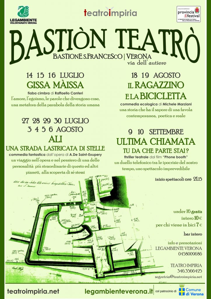 FRONTE Bastion Teatro